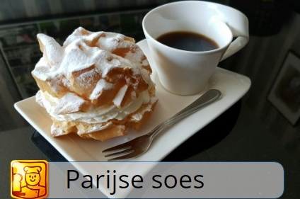 Parijse soes