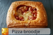 Pizzabroodje