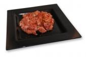 Kalfsstoofvlees gemarineerd