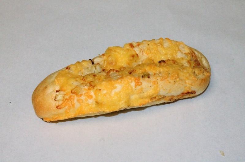 Uienstok broodje