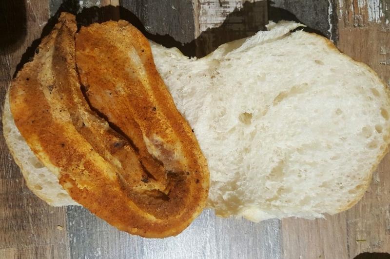 Broodje speklap