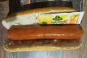 Broodje Unox-rookworst