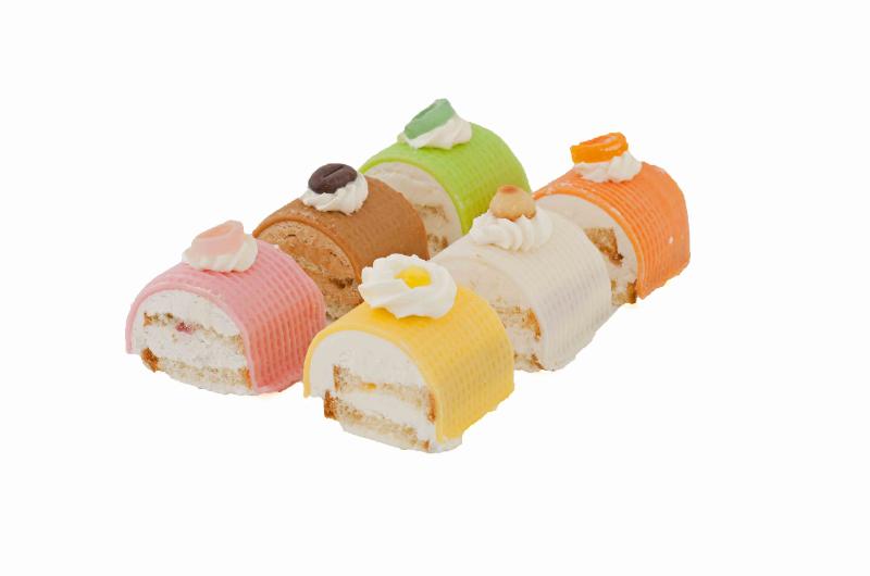 Cake petit fours