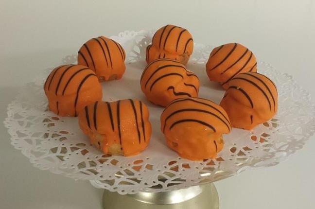 Oranje soesje