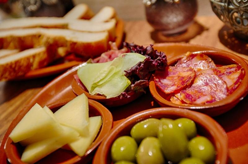 Tapas buffet Madrid
