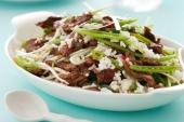 Rundvlees saladeschotel