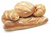 Italiaans vloerbrood (gebakken en gesneden)