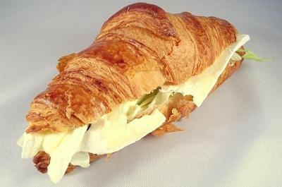 Croissant brie en walnoot
