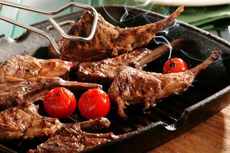 BBQ Clubmenu (4 stuks vlees p.p.)