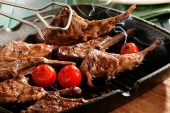 BBQ menu groepen (4 stuks vlees p.p.)