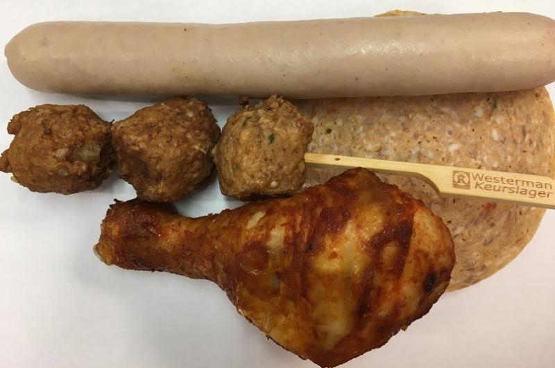 Junior BBQ-pakket (7-14jr)