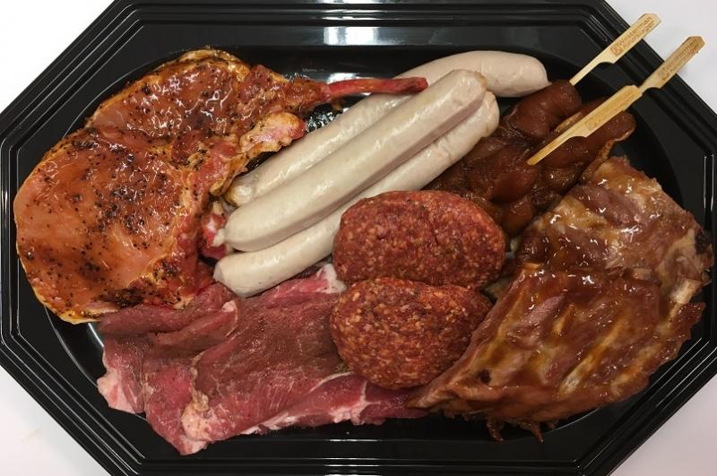 BBQ-pakket royaal