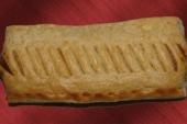 Ham kaas broodje