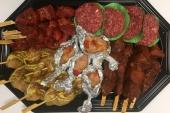 BBQ-pakket grande de luxe