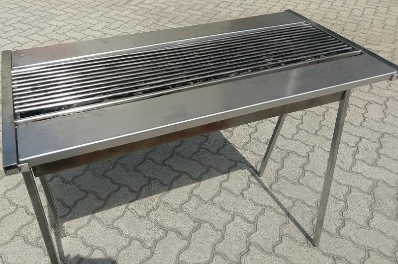 Gasbarbecue 100cm