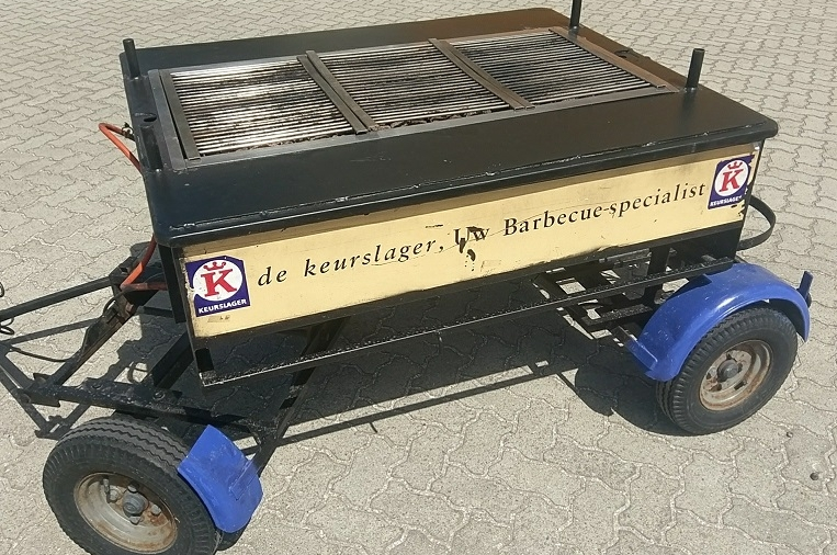 Gasbarbecue (20 tot 50 personen)