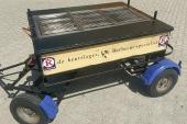 Gasbarbecue aanhanger