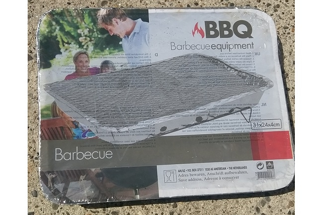 Barbecue direct (kant en klaar)