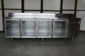 Koelwerkbank 254x60 cm