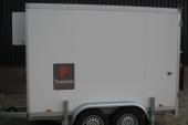 Koelwagen (L3xB1.75xH1.95) per twee dagen