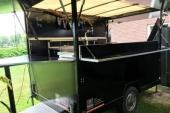 Tapwagen (1 kraan en een buffet koeling)
