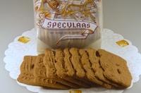 Speculaasjes zonder amandelen 250 gram