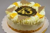 Licor 43 taartje