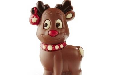 Chocolade figuur Hertje