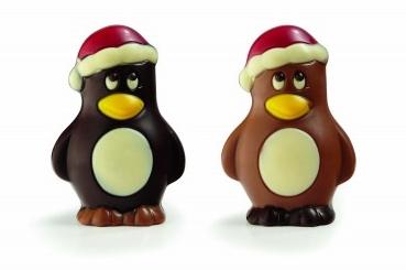 Chocola figuur pinguin