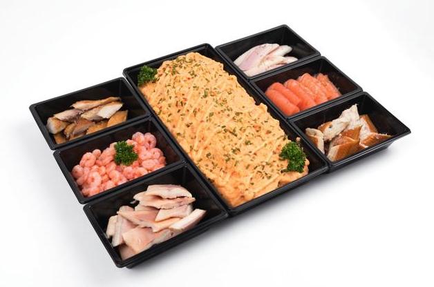 Huzarensalade met vis