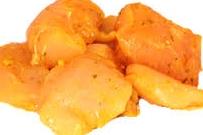 Fondue kipfilet gemarineerd
