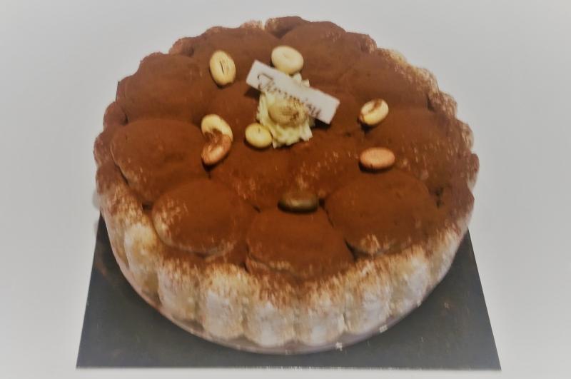 Desserttaartje