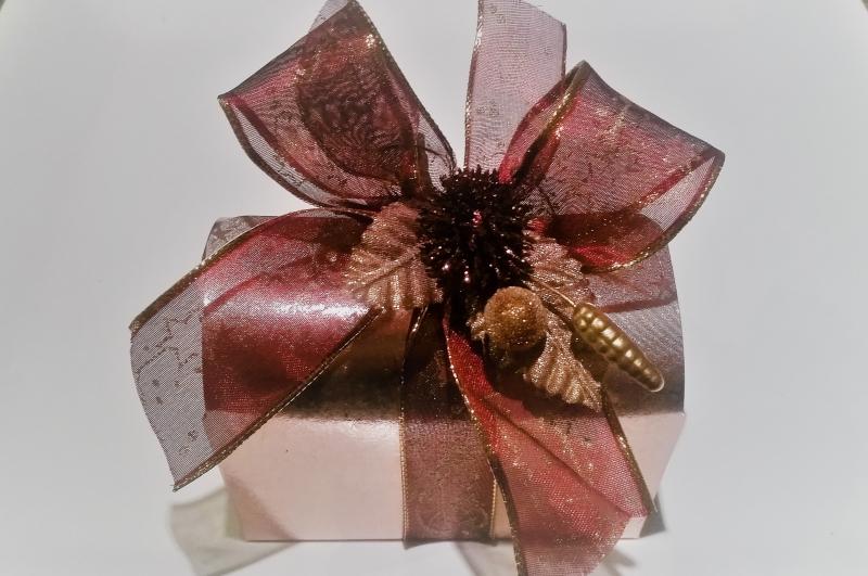 Doosjes kerstbonbons 250 gram