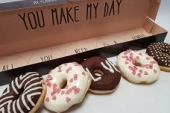 Doosje Love donuts
