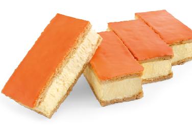 Oranje Tompoucen 4 + 1 GRATIS!
